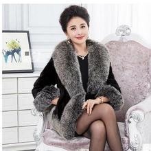 Женские пальто из искусственного меха размера плюс, короткая женская повседневная меховая куртка s casacos de inverno Feminino, куртка из искусственного меха K427
