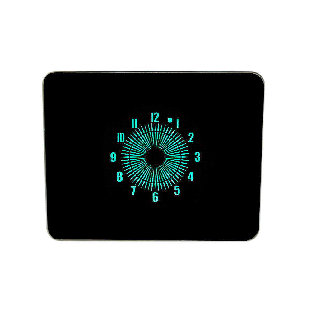 DYKB Hi-Fi Mini VFD Clock Pointer Clock Digital Display time NIXIE TUBE ERA Aluminum Case USB 5v Analog-style TIME DYKB Hi-Fi Mini VFD Clock Pointer Clock Digital Display time NIXIE TUBE ERA Aluminum Case USB 5v Analog-style TIME