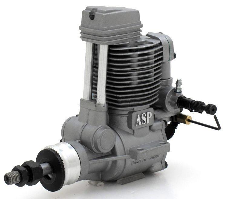 1 pièces moteur ASP FS70AR moteur ASP Nitro 4 temps 4 Stock Nitro 11.5CC moteurs moteur pour RC avion/bateau/voiture modèles alimentation-in Pièces et accessoires from Jeux et loisirs    1