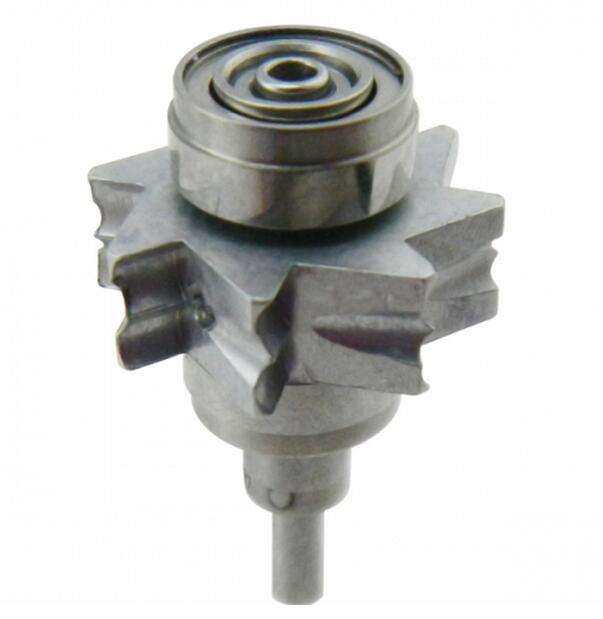 cp 636 - Completed Rotor Universal For KaVo Compact Torque 636 CP / 636 P / Power Torque 646 B / 646 C Push Button Turbine Cartridge