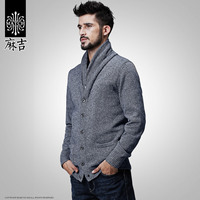 Brand Clothing Sweater Men Match 2016 Spring Knitted Long Sleeve Cardigan V Neck Sweaters Coat Blusas