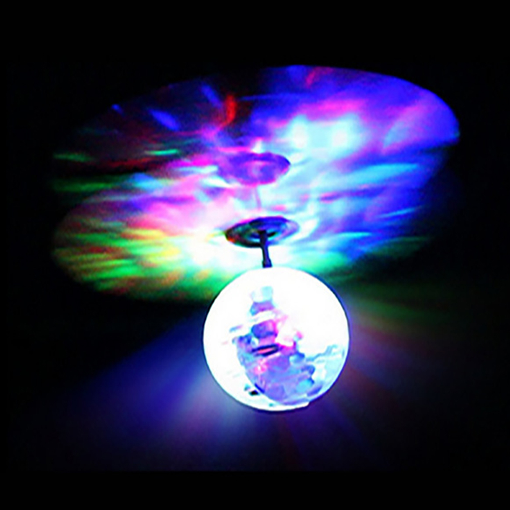 LED Flashing Light Aircraft Helicopter Induction Toy Mind Control Toy Children Outdoor Aircraft Toys Flying RC Toy Electric Ball