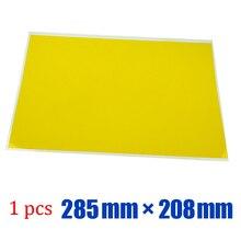 5 sheets* 285mm x 208mm High temperature masking Sealing Tape for 3D Printer powder coating koptan tape