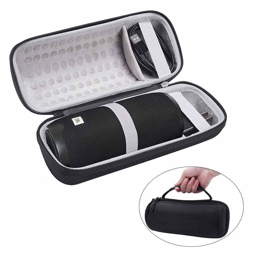 2018 New PU EVA Hard Cover Case for JBL LINK 10 Speaker Carry Storage Case Pouch for JBL LINK10 Wireless Bluetooth Speaker Bags|Speaker Accessories| |  - title=