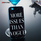 ZIHFONE Marble Phone Case For iPhone 5C Cases Fundas For iPod touch 5 touch 6 Case Marble Stone Silicone Soft Back Cover Coque