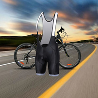 Elephant Cycling Shorts 4D Padded Breathable Quick Dry Mesh Brace MTB Shorts Mountain Road Bicycle Bike
