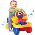 Multifuncional Empurrar Carrinho Passeio Sol Do Bebê Atividade Crianças Passeio Em Brinquedos Do Bebê Musical Walker