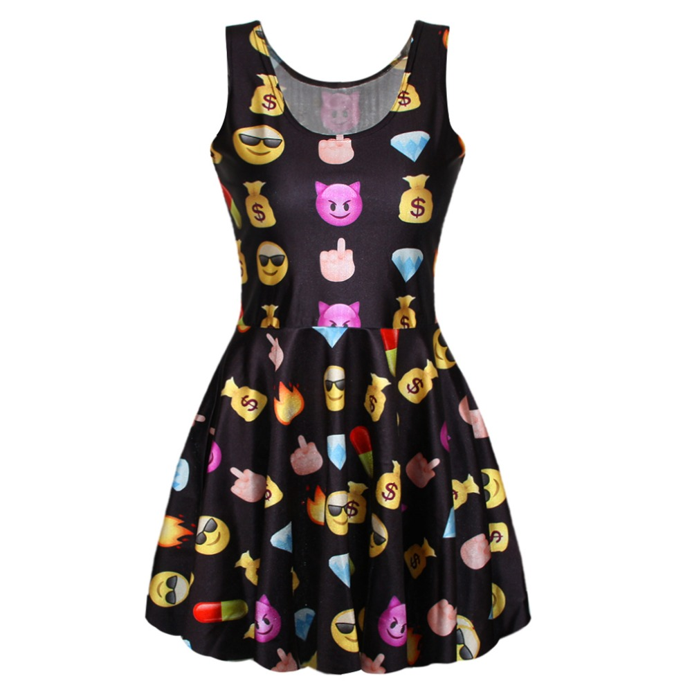 ecd391886f Buy dresses emoji and get free shipping on AliExpress.com