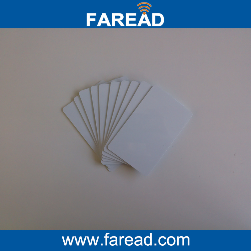 X50pcs Free Shipping Hotel Key Card Passive T5577125KHz LF RFID Card Thin Size  ISO / Manchester 64 Standard