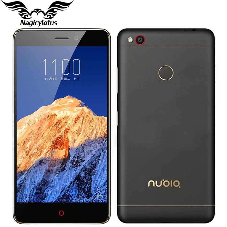 "New Original ZTE Nubia N1 4G LTE Mobile Phone MTK6755 Octa Core CPU 5.5"" 1080P 3GB RAM 64GB ROM Dual 13.0MP 5000mAh Fingerprint"