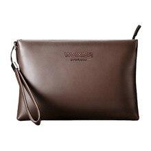 Men's Wallet Large Capacity Soft Leather Men