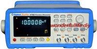 Yüksek Hassasiyetli AT512 Hassas Ohmmetre DC Direnç Doğruluk 0.01% Ölçüm Aralığı 0.1 mikro ohm 110 M ohm Mikro Ohm metre|Dirençölçerler|Aletler -