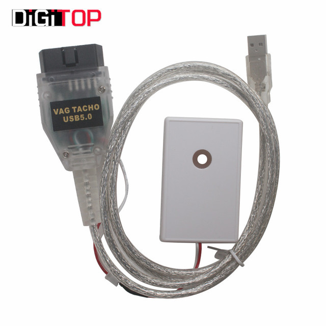 Promotion VAG Tacho V 5.0 For NEC MCU 24C32 or 24C64