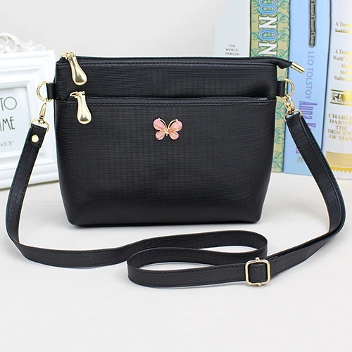 Women Handbag PU Leather...