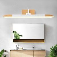 Led espelho gabinete espelho faróis moderno e minimalista banheiro gabinete espelho faróis wf4191048