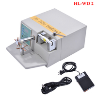 1 шт. HL WD 2 большой мощности стоматологическое лабораторное оборудование мини станок точечной сварки CE утвержден