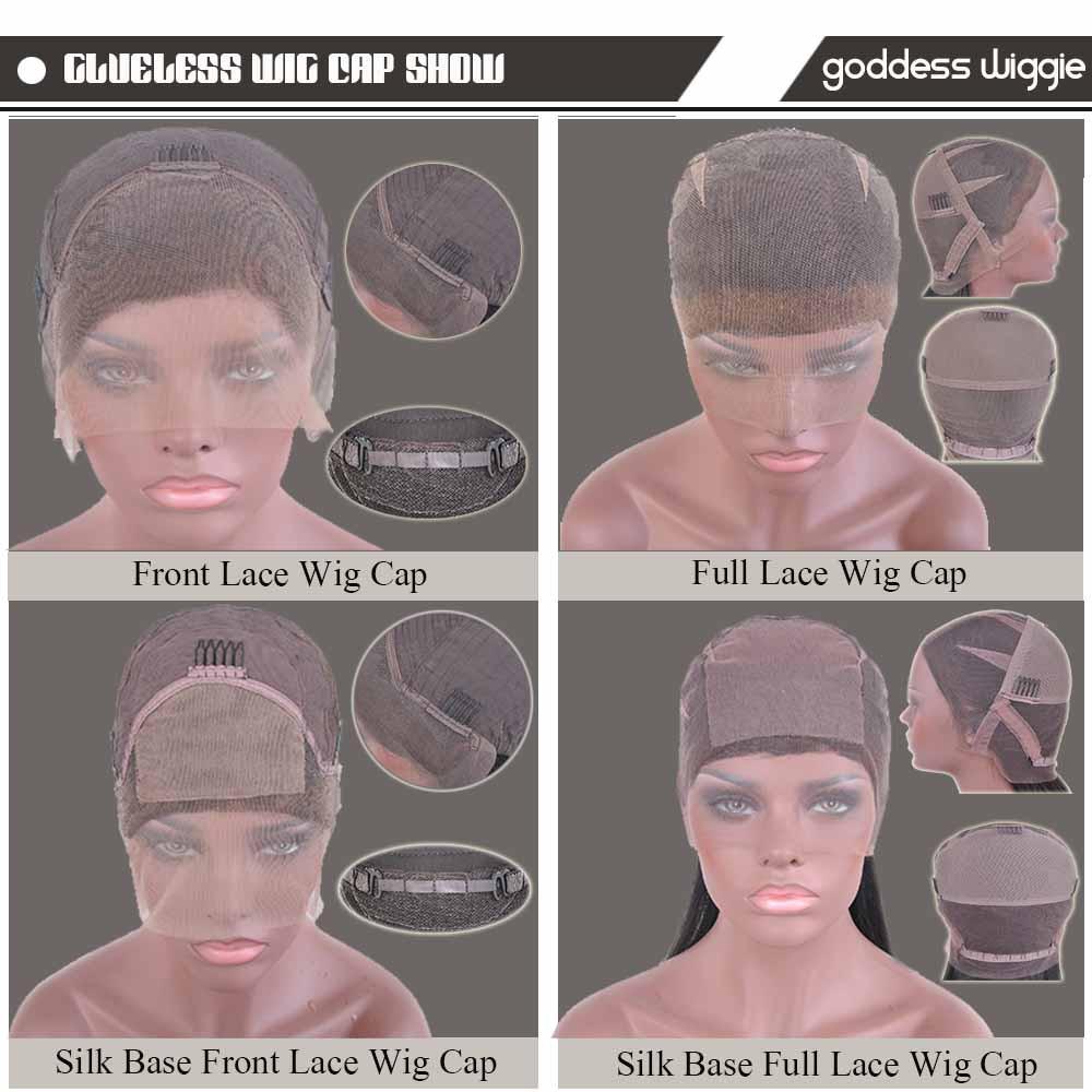 4. Glueless Wig Cap Show