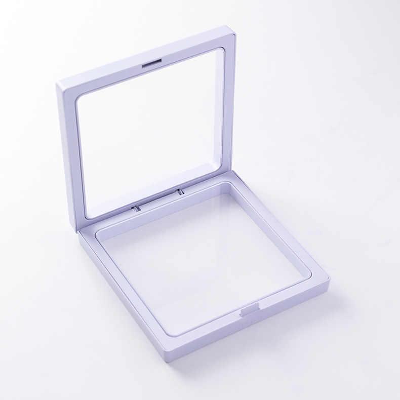 צמיד תכשיטי תיבת אריזה כחול צמיד צמיד נייר מתנת קופסות Caixa דה pulseira
