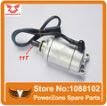 ZONGSHEN CB250 250cc  Engine  Start Starter Motor Fit To Most Motorcycle Dirtbike ATV Quad Parts Free Shipping