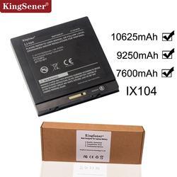 KingSener BTP-87W3 BTP-80W3 909T2021F batería para Xplore XC6 iX104C3 iX104C4 iX104C5 iX104C2 Tablet PC serie 7,6 V 9250mAh