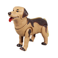 Electronic Pets Robot Dogs Bark Stand Walk Cute Interactive Dog Toys For Kids