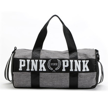Fashion Large Sports Bag Gym Waterproof Handbag Women Men Outdoor Shoulder Fitness Beach bag
