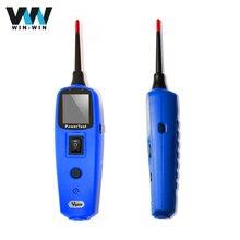 Yeni varış Vgate güç testi PT150 aynı Powerscan PS100 PT150 elektrik sistemi teşhis aracı güç enjeksiyon