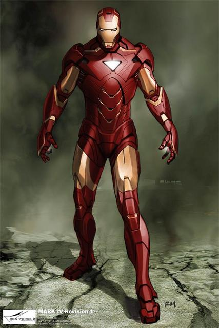 Custom Canvas Wall Decal Iron Man Poster Avengers Wall Stickers