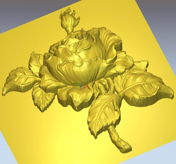 3d model relief  for cnc in STL file format Flower_13 3d model stl relief stl format 3d model relief for cnc in stl file format clock 32