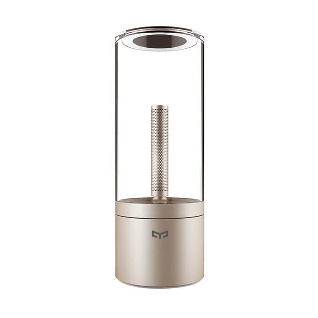 US $45 99 |International version Xiaomi Yeelight Smart Atmosphere Candela  Light Bluetooth APP Remote Control 2100mAh Rechargeable Battery -in Smart