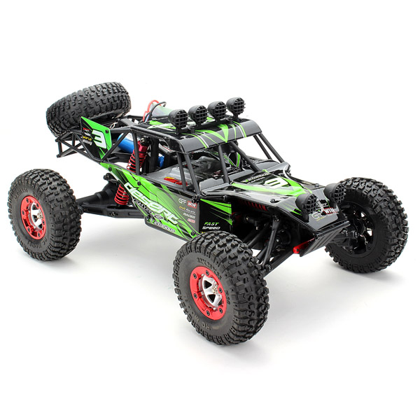Feiyue FY03 Eagle-3 1/12 2.4G 4WD Desert Off-Road RC Car The Best Gift For Children Children's Toys цены