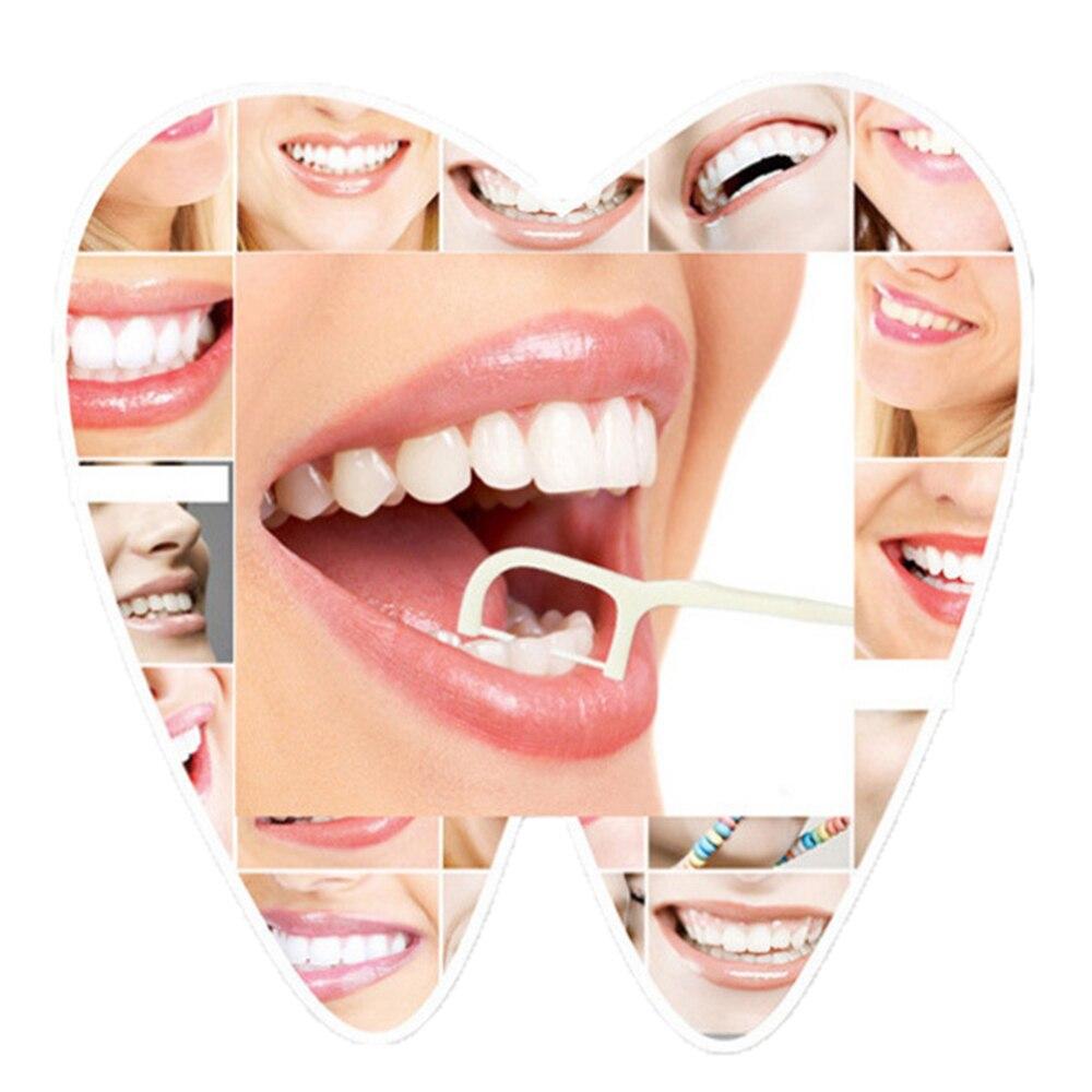 50/40/20 шт гигиена полости рта зубная нить зубная Палочка выбирает для чистки межзубных пространств, зубы чистыми уход зубочистка и зубная нить на каждый день Life Tool