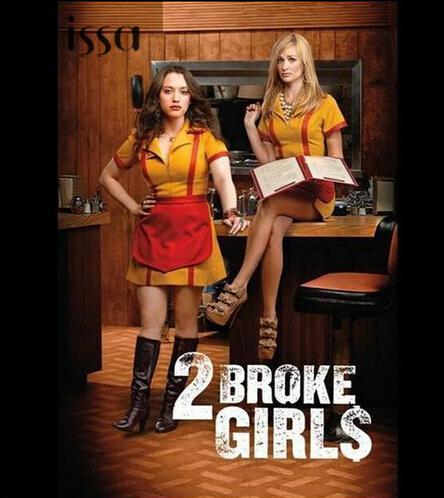 2015 Tv Show 2 Broke Girls Costume Caroline Channing