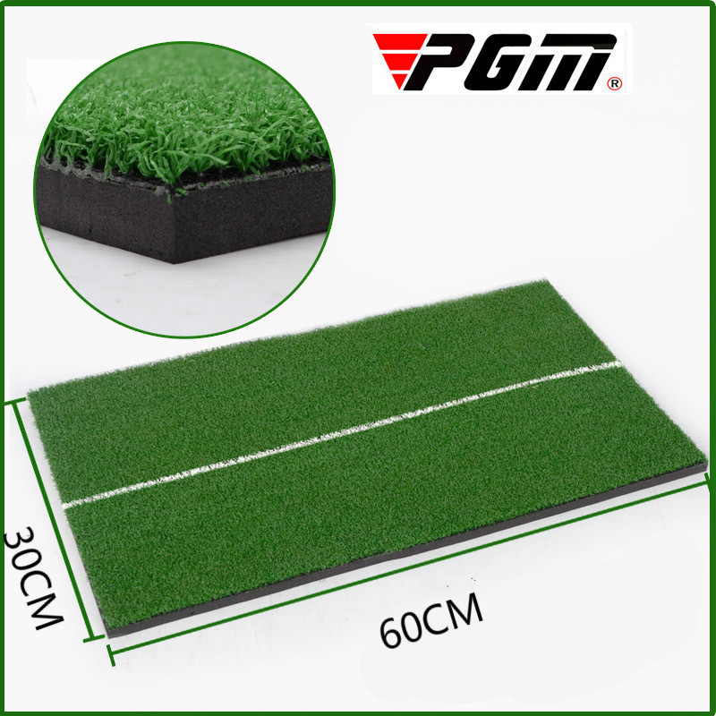 Indoor Golf Practice Grass Mat Backyard Training Hitting Pad Golf Mat With Tee Outdoor Mini Golf Practice Accessories