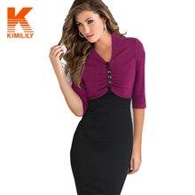 New Arrivals Bandage Dress Women's Office Dress Slim Short Sleeve Bodycon O-neck Party Midi Dress Plus Size Vestidos #A64023