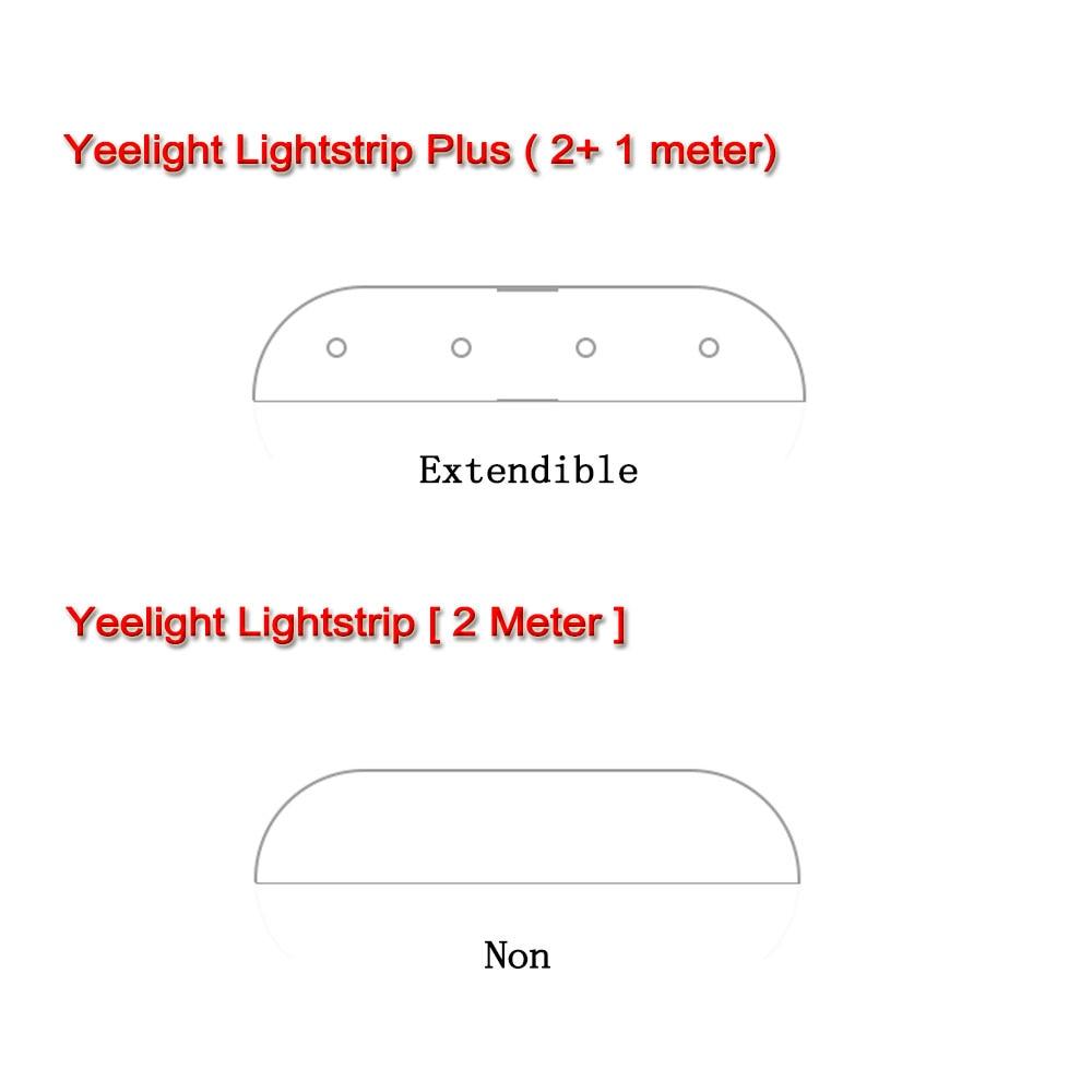 Xiao mi mi jia Yeelight bande de lumière Plus à 10m Version améliorée Smart Extension bande de LED bande de lumière travail à mi maison app - 5