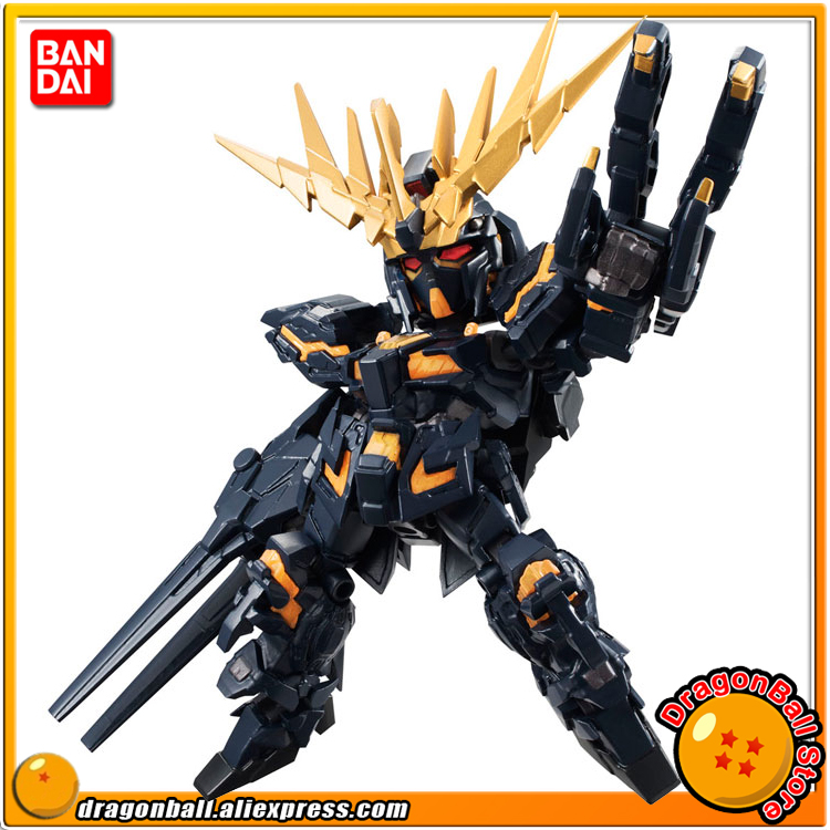 Mobile Suit Gundam Unicorn Original BANDAI Tamashii Nations NXEDGE STYLE Action Figure - Banshee (Destroy Mode) bandai hguc 178 1 144 rx 0 full armor unicorn gundam destroy mode mobile suit assembly model kits