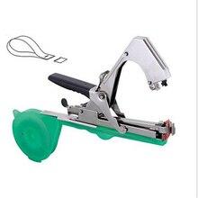 2016 neue Binden zweig Maschine gartengeräte Klebeband werkzeug Tapener Verpackung des stem Umreifung Cortador Huerto Trauben Bindung
