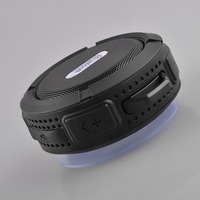 NEW Portable Waterproof Outdoor Wireless Bluetooth Speaker C6 Sucting Computer Mobile Phone Speaker Support TF Card