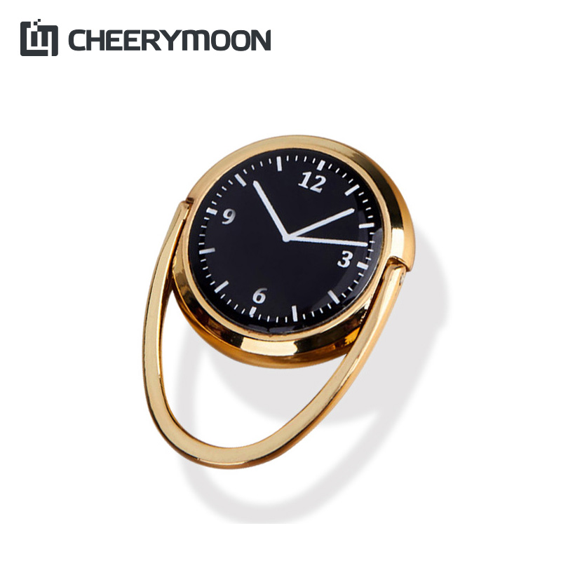 CHEERYMOON Watch 360 Degree Finger Ring Mobile Phone Smartphone Stand Holder For iPhone Xiaomi Smart Phone Model Free Shipping ...