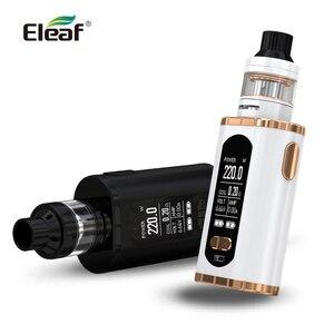 Image 4 - USA/France Warehouse Original Eleaf Invoke with ELLO T kit 220W 1.3 inch Screen 0.2ohm HW3/0.3ohm HW4 Coil E Cig
