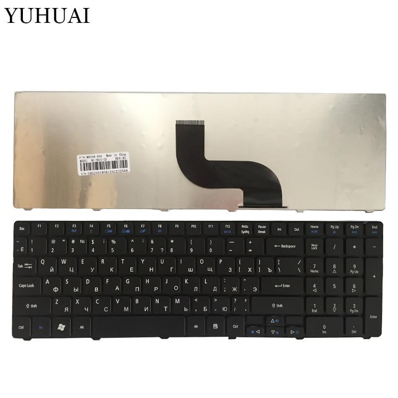 Russian For Acer P5WE6 P5WE0 P7YE5 ZR8A RU Laptop Keyboard