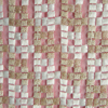 2015 Fashion High Quality France Soft Organza Fabric Gold Line Ripstop Embroidered Knitted Apparel Fabrics