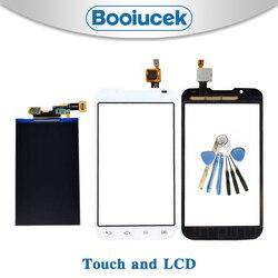 Wysokiej jakości 4.3 ''dla LG Optimus L7 II 2 Dual P715 wyświetlacz Lcd z ekranem dotykowym Digitizer Sensor