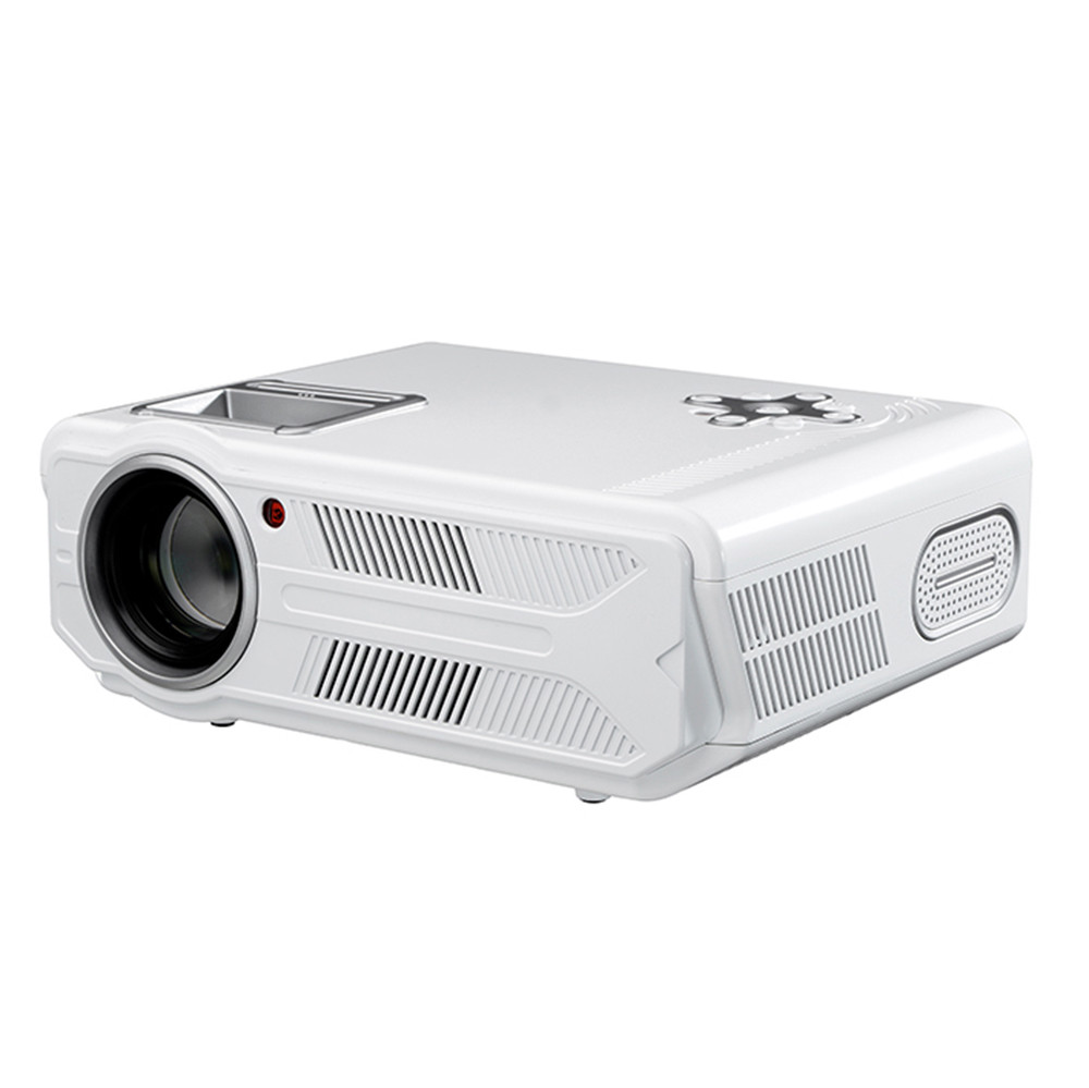 Hiperdeal Home Cinema Theater Multimedia Led Lcd Projector: GIGXON HD 1080P LED Multimedia Home Theater Cinema Home
