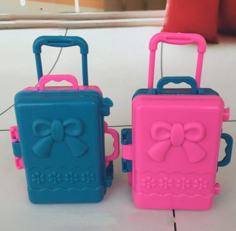 barbie house suitcase