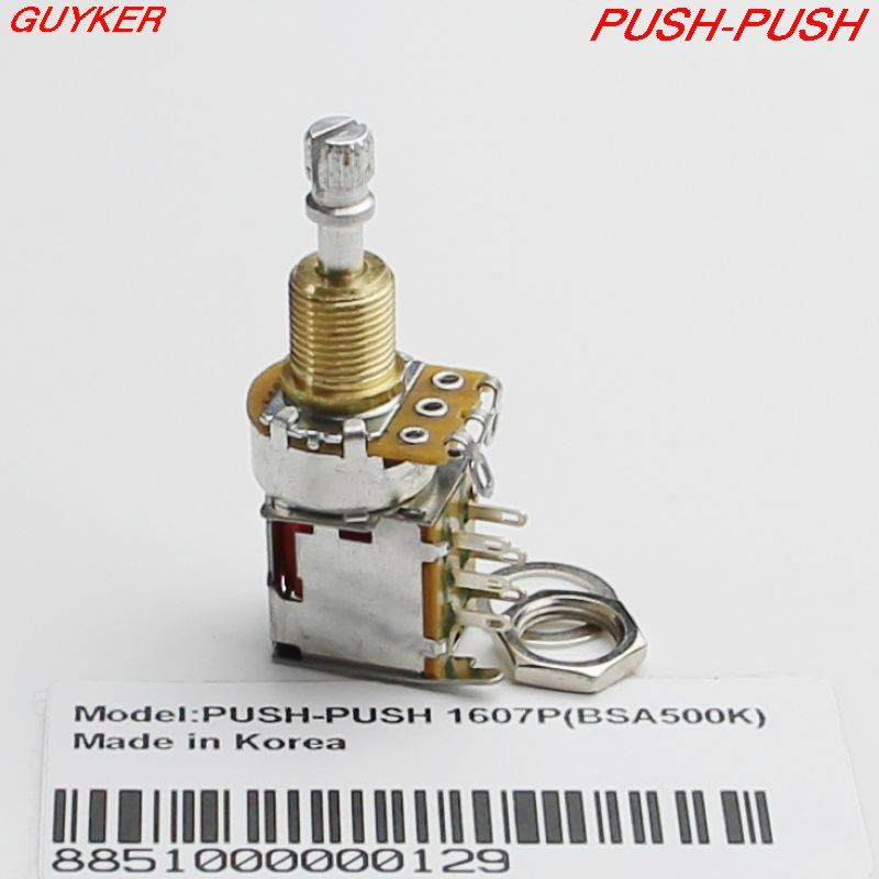 Online Buy Wholesale 500k audio taper potentiometer from China ...