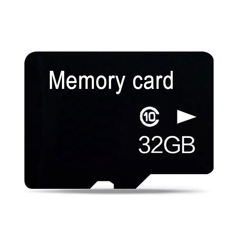 For Micro SD 64GB 32GB 16GB 8GB Flash Memory Card Class 10 TF Card Microsd Cards For Tablet Phone Camera Dropshipping