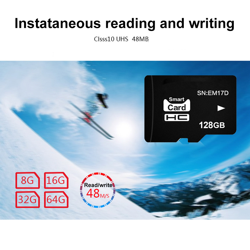 Image 4 - Memory Card Phone 16GB 4GB 8GB 32GB Flash Card TF For Micro SD 128GB SD Cards 64GB For Phone Tablet Camera Dropship-in Micro SD Cards from Computer & Office