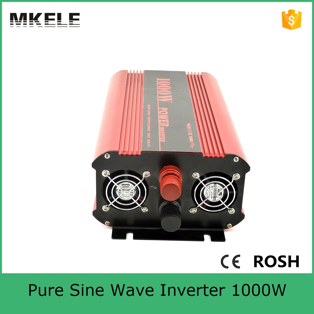 MKP1000 121R high efficiency 12vdc 110vac dc ac power inverter 1000